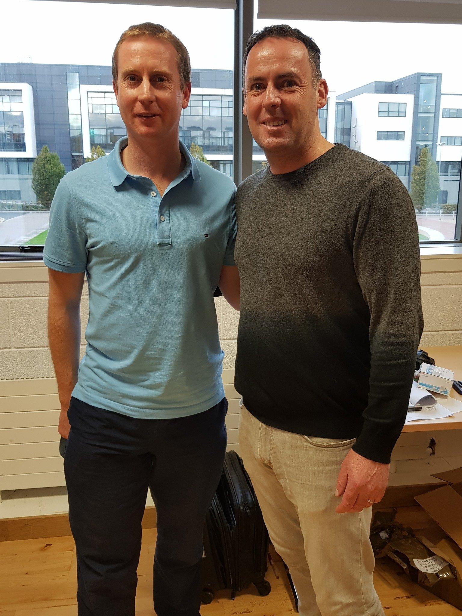 Brian Murphy and Patrick Mckeown